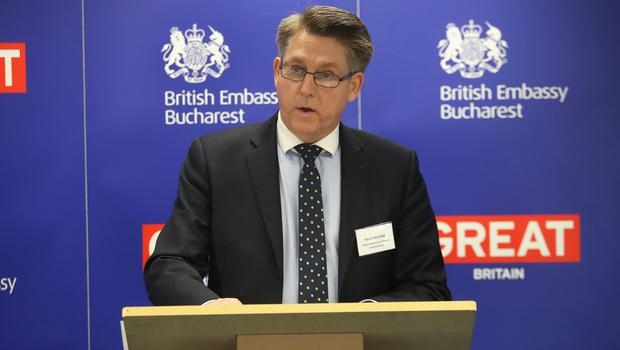 Anti-slavery commissioner Kevin Hyland is to stand down (Chris Jackson/PA)