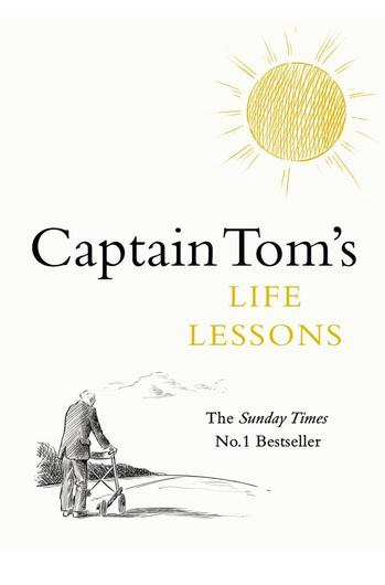 Captain Tom's Life Lessons is published on April 2. (Michael Joseph/ PA)