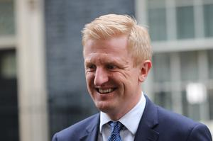 Culture Secretary Oliver Dowden is meeting tech giants to discuss how they can clamp down further on disinformation (Stefan Rousseau/PA)