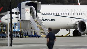 A former Boeing engineer has flagged concerns about safety standards during the aircraft's production (Ted S Warren/AP/PA)