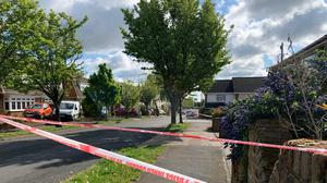 The incident occurred in Upminster, east London, on Friday evening (PA)