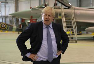 Prime Minister Boris Johnson said he thought his weight played a part in requiring intensive care treatment for his coronavirus symptoms (Andrew Milligan/PA)