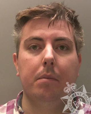 Conman James Bufton has been jailed for six years (Gwent Police/PA).