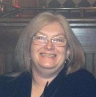 Julie Sillitoe, who died when part of a building collapsed onto the car she was driving in central London.