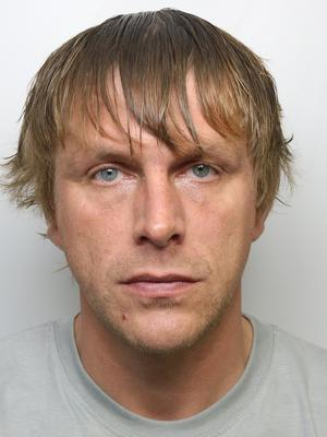 Scott Kilgour was sentenced to 13 years and six months in prison (National Crime Agency/PA)