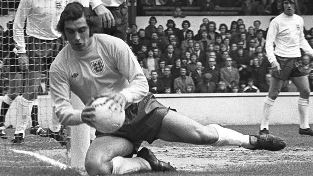 Peter Shilton playing for Leyton Orient in 1973 (PA Archive/PA Images)