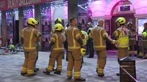 There are almost 3,000 fire and rescue workers in self-isolation across Britain, the Fire Brigades Union (FBU) has warned (Kirsty O'Connor/PA)