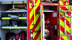 """Firefighters have rejected a 2% pay offer, saying it included a """"whole host of strings"""" (Rui Vieira/PA)"""