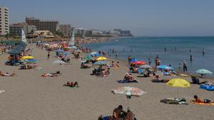 Spain said it will reopen to foreign holidaymakers as soon as it is safe to do so (John Giles/PA)