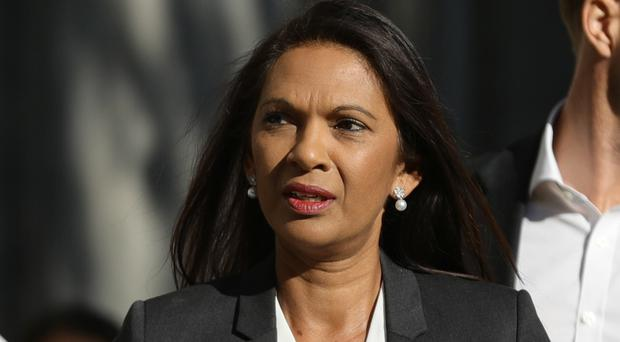 Gina Miller helped lead the campaign against triggering Brexit without Parliamentary approval (Aaron Chown/PA)