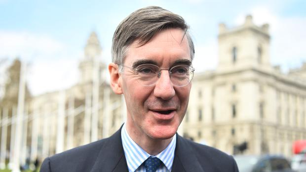 Jacob Rees-Mogg (Kirsty O'Connor/PA)