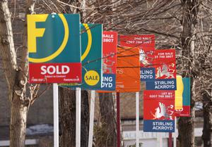 Estate agents have warned that the lending environment is key to ensuring housing market stability