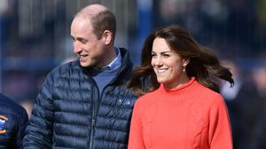 William and Kate shared photos of 'remarkable and inspiring' women on social media to mark International Women's Day (Facundo Arrizabalaga/ PA)
