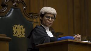 Judge Anuja Dhir at the Old Bailey