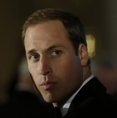 The Duke of Cambridge is president of English football's governing body the Football Association