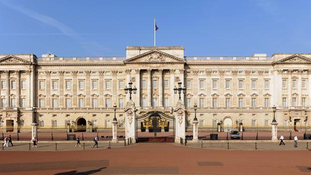 The Duke of York has an office in Buckingham Palace (PA)