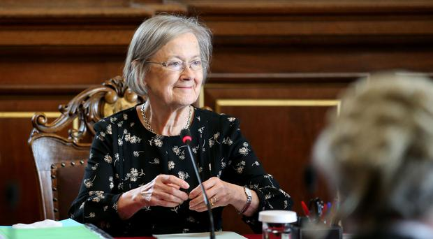 The President of the Supreme Court, Baroness Hale of Richmond (Jane Barlow/PA)