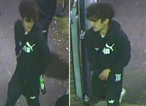 CCTV images have been released following the incident (BTP)