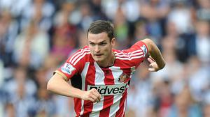 Adam Johnson was arrested and interviewed by officers with Durham Constabulary