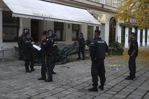 The move comes after a deadly attack in Vienna, Austria (Matthias Schrader/AP)
