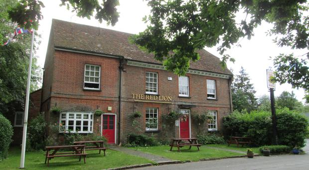 The Red Lion has made it onto the shortlist (Camra/PA)