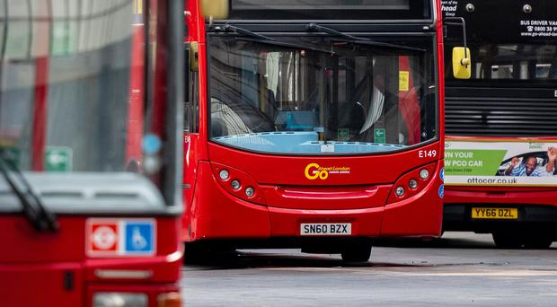 Go-Ahead's boss is calling on the Government for more funding (Go-Ahead/PA)