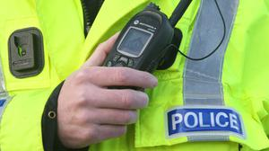 Police are investigating the incident in Torphins, Aberdeenshire (PA)