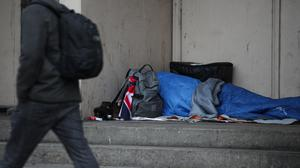 The funds will provide help for homeless charities (Yui Mok/PA)