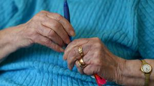Many coronavirus-related deaths have happened in care homes (Joe Giddens/PA)
