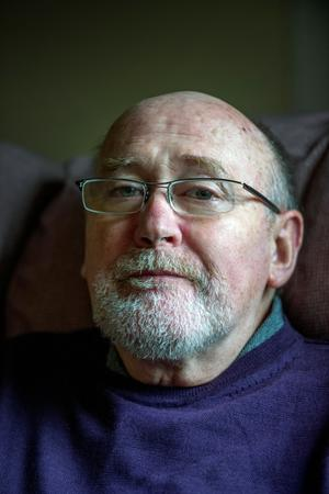 Mr Conway suffers from motor neurone disease (Dignity In Dying/PA)
