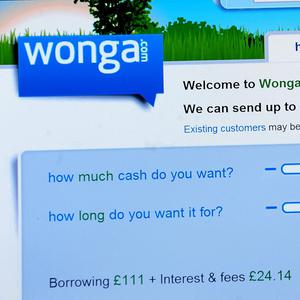 Wonga sent out letters to customers from bogus law firms