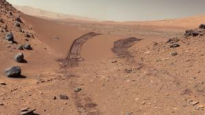 A number of countries have ambitions to explore Mars (Nasa/JPL-Caltech/MSSS/PA)