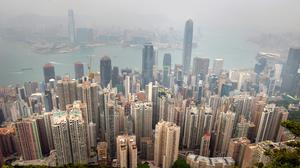 Around 300,000 people are expected to leave Hong Kong for Britain using a new visa route which opens on Sunday (Anthony Devlin/PA)