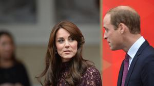 The Duke and Duchess of Cambridge are visiting Dundee