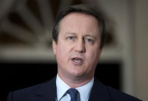 David Cameron is among three former prime ministers to have denounced the decision (Hannah McKay/PA)