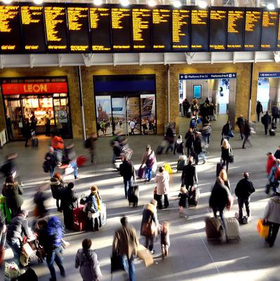 The annual rise in regulated fares, which include season tickets, will not be so severe for 2014