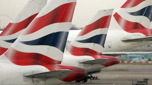 British Airways plans to cut up to 12,000 jobs as part of a restructuring (Tim Ockenden/PA)