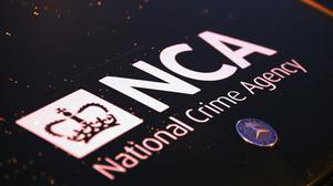 National Crime Agency raids