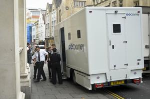 Concerns have also been raised about transport between courts (Ben Birchall/PA)