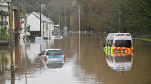 The Government hopes the technology will be able to help ensure communities can better prepare for weather disruption (Ben Birchall/PA)