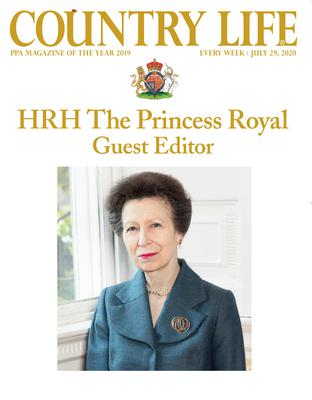 Anne on the front cover of Country Life magazine (John Swannell/Country Life/PA) This Future PLC copyrighted photograph is supplied on the understanding it is for one-time use only in connection with the July 29, 2020, Princess Royal guest edit edition of Country Life magazine. It must appear in its entirety, uncropped and must not be archived. This photograph must not be syndicated by any internal or external agencies. This image must not be handed out to third parties or any other publication within your group without clearance from ourselves. Any further use of this photograph is subject to normal copyright law and must be cleared through the Country Life Picture Library on 01252 555 090 prior to publication. Photographs must be credited to the photographer and Country Life Picture Library. If for any reason the COUNTRY LIFE cover is not shown and all the above conditions are not complied with, COUNTRY LIFE reserves the right, amongst other things, to take whatever steps necessary to rectify the position, including, without limitation, applying a retrospective punitive syndication fee.All enquiries regarding the Princess Royal guest edited special edition of Country Life should be directed to Marion Hardman on marion@hardmancommunications.com or 07961 578 401IMAGE CREDIT: John Swannell