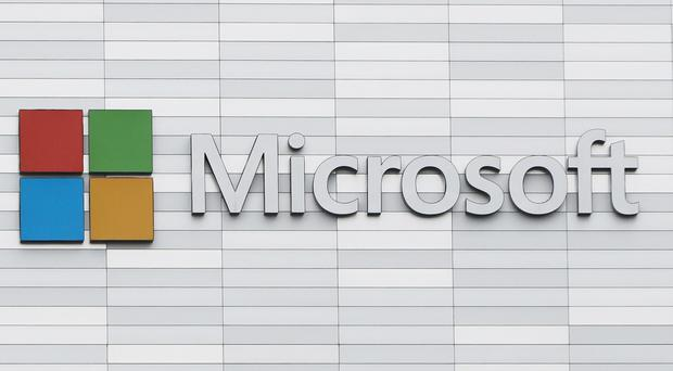 Microsoft aims to be carbon negative by 2030 (Niall Carson/PA)