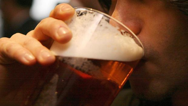 New advice aims to raise awareness among new students about the dangers of initiation ceremonies that involve excessive drinking and other risky behaviours (Johnny Green/PA)