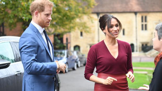 Harry and Meghan will spend most of their in North America (Jeremy Selwyn/Evening Standard/PA)