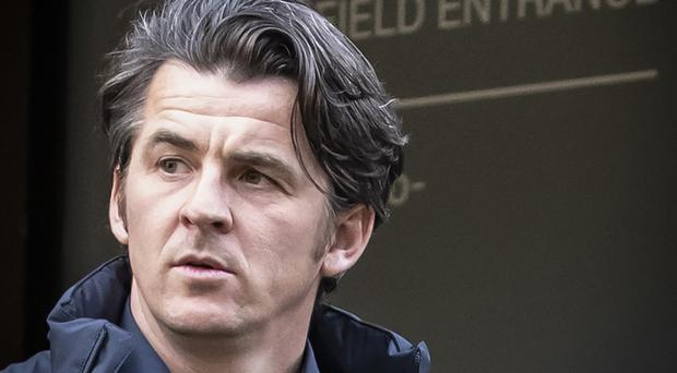 Joey Barton is accused of assaulting a rival football manager in an incident following a league match (Danny Lawson/PA)