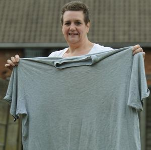 Denise Petty shed 21 stone after being referred to Weight Watchers by her doctor