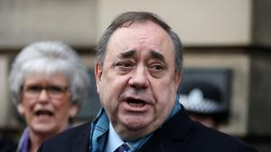 Nicola Sturgeon has claimed there is 'not a shred of evidence' that Alex Salmond can show (Andrew Milligan/PA)
