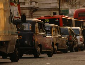 Traffic emissions could be affecting children's health (Andrew Stuart/ PA)