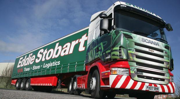 Eddie Stobart shareholders have approved a rescue deal proposals at a general meeting in central London (Eddie Stobart/PA)