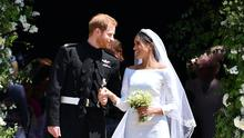 Meghan Markle had felt let down by her estranged father but still wanted him at her wedding, a new book claims (Ben Stansall/PA)